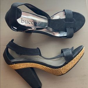 🇮🇹 Bucco capensis maeve heels 🇮🇹